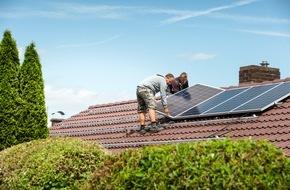 ENTEGA: Solaranlage von ENTEGA ab 53 Euro monatlich - Bis zu 450 Euro Förderung möglich