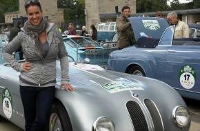 AUTO BILD: Hamburg-Berlin-Klassik glänzt mit Stars aus Sport, Film und Fernsehen