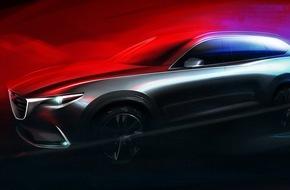 Mazda: Weltpremiere für den neuen Mazda CX-9 auf der Los Angeles Auto Show