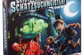 Mattel GmbH: Mattel gewinnt Kinderspiel des Jahres 2014 / Geister, Geister Schatzsuchmeister wurde von der Jury als Gewinner gekürt (FOTO)