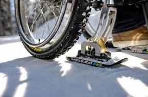 Otto Bock HealthCare GmbH: Presse-Einladung zur Produktpräsentation / Ottobock stellt neuartige Rollstuhl-Ski beim Biathlon-Weltcup in Oberhof vor