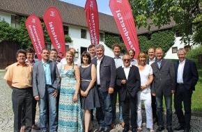 Alpenregion Bludenz Tourismus GmbH: Biosphärenpark Großes Walsertal Mitglied bei der Alpenregion Bludenz Tourismus GmbH