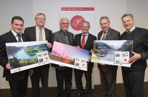 Oberösterreich Tourismus: Oberösterreichs Marken - eine starke Allianz für den Tourismus