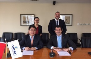 MSC Kreuzfahrten: CAISSA TOURISTIC et MSC Cruises annoncent un partenariat stratégique au niveau mondial / Shanghai en Chine, nouveau port d'attache du MSC Lirica à partir de mai 2016