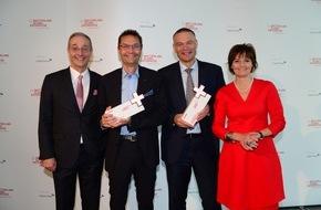 Switzerland Global Enterprise: Neue Studie Industrie 4.0: Segen und Pflicht für KMU-Exporteure + Export Award