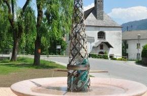 ALPBACHTAL SEENLAND Tourismus: Kramsacher Heil- und Thermalwasser-Brunnen eröffnet  - BILD