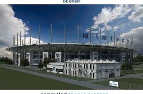HSV Fußball AG: HSV-Presseservice: HSV modernisiert seinen Trainingstrakt