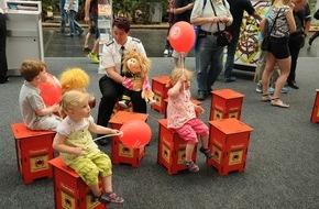"""Deutscher Feuerwehrverband e. V. (DFV): Interschutz: """"Feuerwehrkult mit grandiosem Erfolg"""" / DFV-Präsident Kröger: Großer Andrang am Messestand, erfolgreiche Kongresse"""