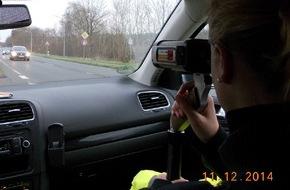 Polizeiinspektion Cuxhaven: POL-CUX: Geschwindigkeits- und Schulwegkontrollen des Polizeikommissariats Langen (FOTOS)