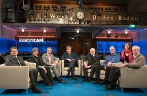 "SWR - Südwestrundfunk: ""Nachtcafé"": ""Das Kreuz mit dem Sex"", 29. Januar 2016, 22 Uhr, SWR Fernsehen"