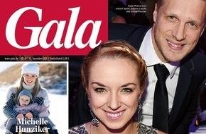 """Gruner+Jahr, Gala: Exklusives GALA-Shooting: Frauke Ludowig - die Frau mit den zwei Gesichtern / Frauke Ludowig: """"Stutenbissigkeit ist immer noch präsent"""""""