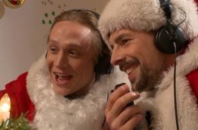 """ProSieben Television GmbH: Matthias Schweighöfer und Joko & Klaas crashen für """"CIRCUS HALLIGALLI"""" Berliner Weihnachtsmarkt"""
