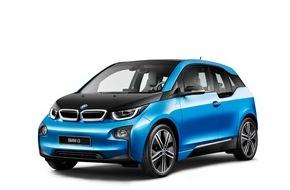 BMW Group: Mehr Reichweite, hohe Fahrdynamik: BMW i weitet das Modellangebot für den BMW i3 aus / BMW i3 (94 Ah) mit stärkerer Batterie bietet bis zu 200 Kilometer Reichweite unter Alltagsbedingungen