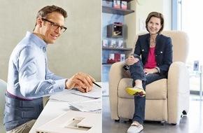 medi GmbH & Co. KG: Tag der Rückengesundheit am 15. März / Weniger Schmerzen mit Rückenorthesen und Einlagen