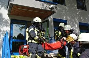 Verkehrsdirektion Mainz: POL-VDMZ: Brand in Polizeidienststelle - Polizeiautobahnstation evakuiert