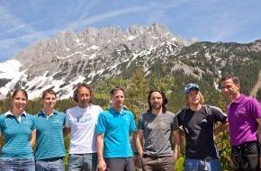 Tirol Werbung: Griff zum Erfolg: Fünf Jahre Climbers Paradise