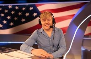 """ProSieben MAXX: Live aus Wembley: Über zehn Stunden """"ran Football"""" am 4. Oktober 2015 auf ProSieben MAXX / #lasstmichran-Gewinner Florian Schmidt-Sommerfeld mit Livekommentatoren-Debüt"""