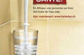 Helvetas: Nouvelle campagne Helvetas : Santé!