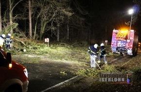 Feuerwehr Iserlohn: FW-MK: Einsatzreicher Tag