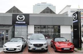 Mazda: Rendite im Mazda Vertriebsnetz deutlich über dem Branchenschnitt