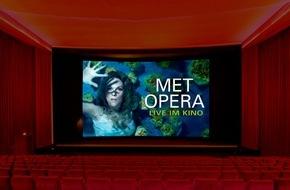 CinemaxX Holdings GmbH: Die MET-Saison 2016/2017 bei CinemaxX: Opern-Genuss der Extraklasse live aus New York! / Kinotickets für alle zehn Opern im Vorverkauf erhältlich