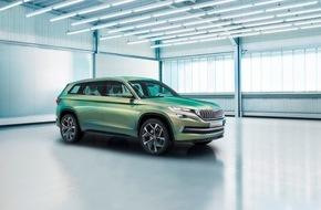 Skoda Auto Deutschland GmbH: SKODA erzielt 2015 neue Bestmarken bei Auslieferungen und Finanzergebnissen