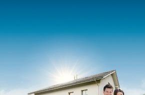 SWISSHAUS: Grand concours famille SWISSHAUS: un coup de pouce de 10'000 francs pour la maison de vos rêves