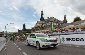 Skoda Auto Deutschland GmbH: 'Tour der Hoffnung': SKODA engagiert sich für leukämie- und krebskranke Kinder