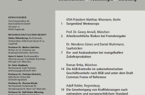 dfv Mediengruppe: Pünktlich zur IAA: Neue Fachzeitschrift für die Automobilwirtschaft / Erstausgabe der RAW ab sofort erhältlich