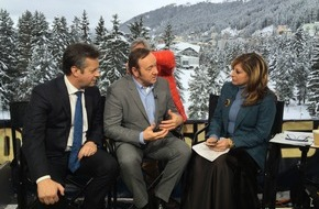 WISeKey SA: WISeKey gibt Eigenkapitalfinanzierung in Höhe von CHF 60 Millionen von GEM am WEF in Davos bekannt