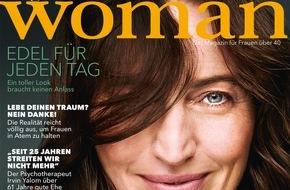 Gruner+Jahr, Brigitte Woman: Cate Blanchett nimmt ihre Kinder mit zur Arbeit