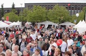 Rundfunk Berlin-Brandenburg (rbb): Der rbb wird 5  Willkommen zum Tag der offenen Tür Samstag, 24. Mai 2008