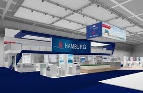 Hamburg Tourismus GmbH: Hamburg Tourismus GmbH mit attraktiven Themen und vollem Programm auf der ITB in Berlin