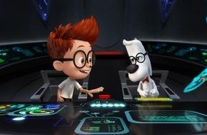 """SAT.1: """"Die Abenteuer von Mr. Peabody & Sherman"""" in SAT.1"""