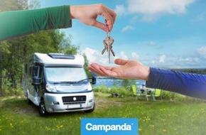 Campanda GmbH: Privates Wohnmobil Sharing auf dem Vormarsch - Campanda arbeitet jetzt mit Versicherungslösung von Allianz