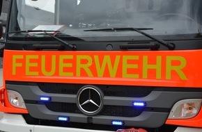 Feuerwehr Mülheim an der Ruhr: FW-MH: Kellerbrand