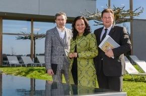Falkensteiner Michaeler Tourism Group: Balance Resort Stegersbach: Falkensteiner zieht Bilanz und präsentiert neues Lifestyle-Programm