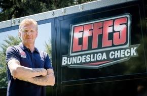 "Sky Deutschland: ""Effes Bundesliga Check"" ab dem 3. August auf Sky Sport News HD"