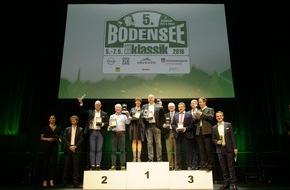 AUTO BILD: Großes Finale der 5. Bodensee-Klassik 2016