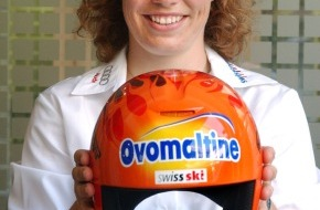 Wander AG / Wander SA: Nadia Styger fährt neu für Ovomaltine