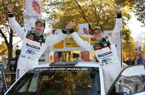 Skoda Auto Deutschland GmbH: SKODA will mit Rallye-Talent Fabian Kreim den Titel in der APRC verteidigen