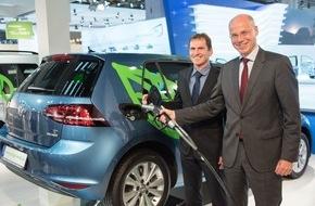 erdgas mobil GmbH: IAA 2015: Jedes vierte verkaufte Auto in Deutschland könnte mit Erdgas fahren