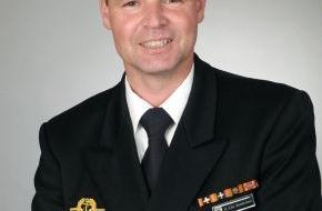 Presse- und Informationszentrum Marine: Kommandowechsel im Marinestützpunkt Eckernförde
