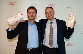 Switzerland Global Enterprise: Nouvelle étude Industrie 4.0 : opportunités et défis pour les PME exportatrices + Export Award