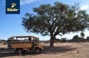 Tchibo GmbH: Hossa! Hossa in Namibia! / Tchibo Traumreise mit Schlagerstars zum Wunschpreis