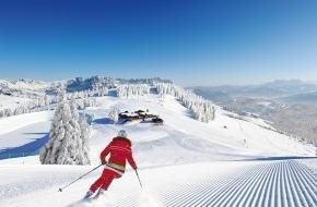 SkiWelt Wilder Kaiser-Brixental Marketing GmbH: 279 ehrliche Pisten-Kilometer: Die SkiWelt Wilder Kaiser - Brixental bleibt weiter die Nummer 1
