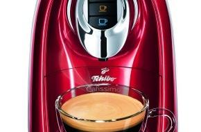 Tchibo (Schweiz) AG / Tchibo (Suisse) SA: Tchibo: Cleverer Kaffeegenuss mit der Cafissimo COMPACT