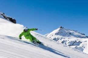 Schilthornbahn AG: Beste Pistenbedingungen im Skigebiet Mürren - Schilthorn / Ab 24. Dezember 2011 sind voraussichtlich alle Anlagen und Pisten offen
