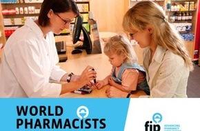 ABDA Bundesvgg. Dt. Apothekerverbände: Weltapothekertag: Deutschland begrüßt 3.000 Pharmazeuten aus 100 Ländern in Düsseldorf