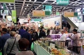 Messe Berlin GmbH: Grüne Woche 2016 / BioHalle 2016: Bio auf die Spur kommen
